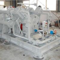 腐蚀性气体压缩机定做无油空压机