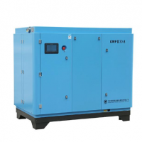 小型无油螺杆式空压机GMFII75-8 75kw静音打气泵空压机