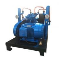 供应无油高压氧气增压机