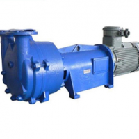 液环式真空泵及压缩机