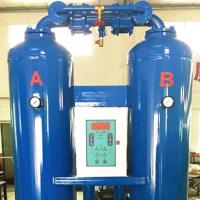 3立方微热吸附式干燥机空气净化
