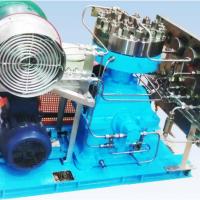 电子气隔膜压缩机循环氢压机