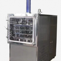 中式原位方仓冻干机 蔬菜冷冻干燥机